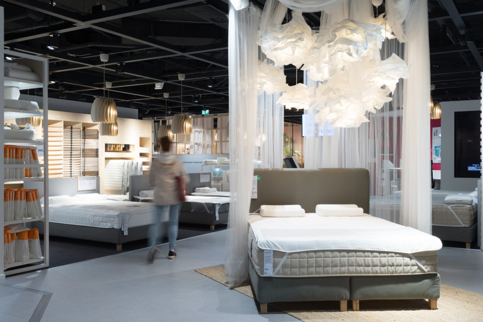 1,5 mln osób w rok! IKEA świętuje pierwsze urodziny w Blue City