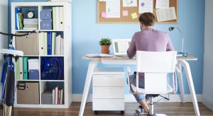 Blaski i cienie home office