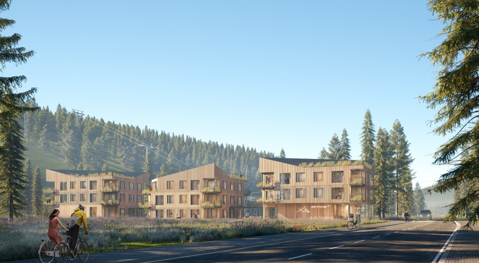 Apartamenty XYZ - Szczyrk doczeka się lokali z półki premium