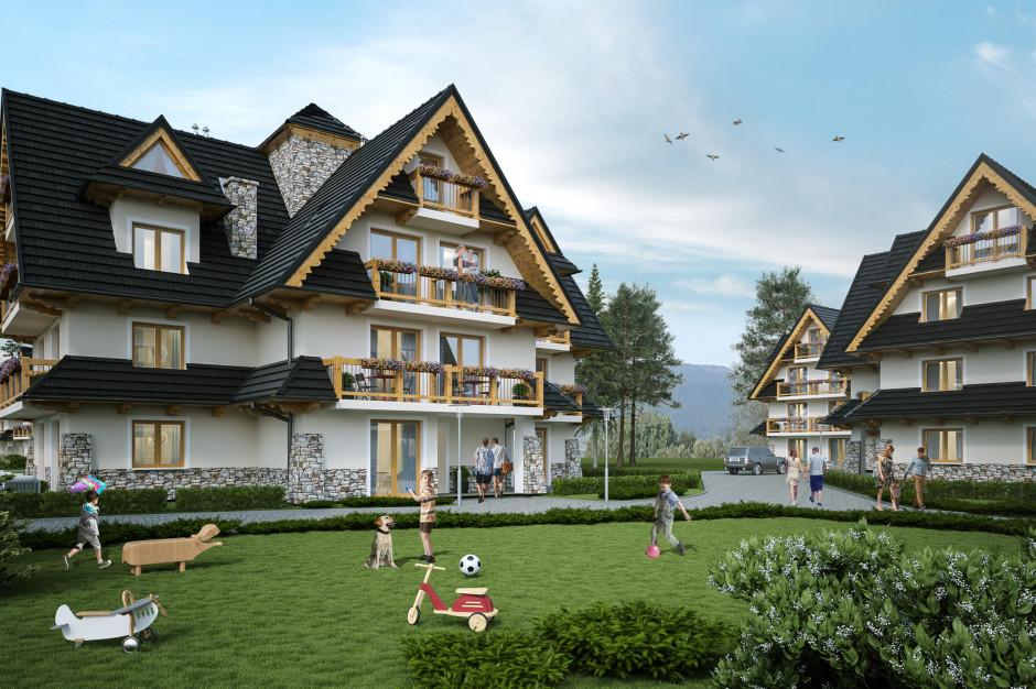 Sun & Snow Resorts Białka Tatrzańska sprzedał 80 proc. apartamentów