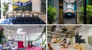 TOP: Największe biurowe otwarcia 2019 roku. Tu główną rolę gra design