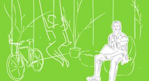Biuro pełne osobowości: ekologicznie i kreatywnie