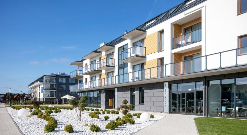 Baltin Blu Aparthotel: kameralny obiekt tuż obok morza