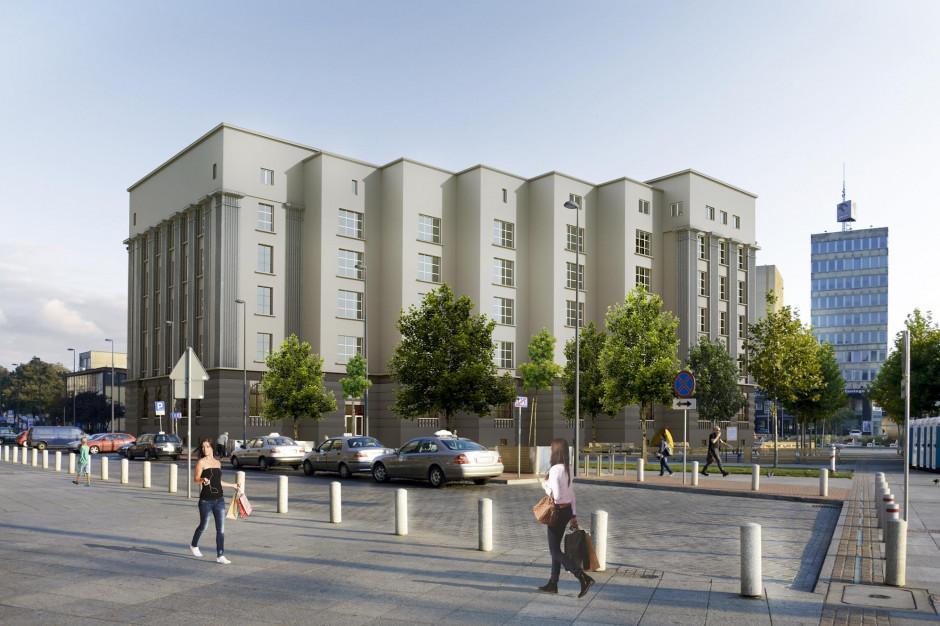 Gmach Biznesu w Katowicach wzbogaci się apartamenty na wynajem krótkoterminowy