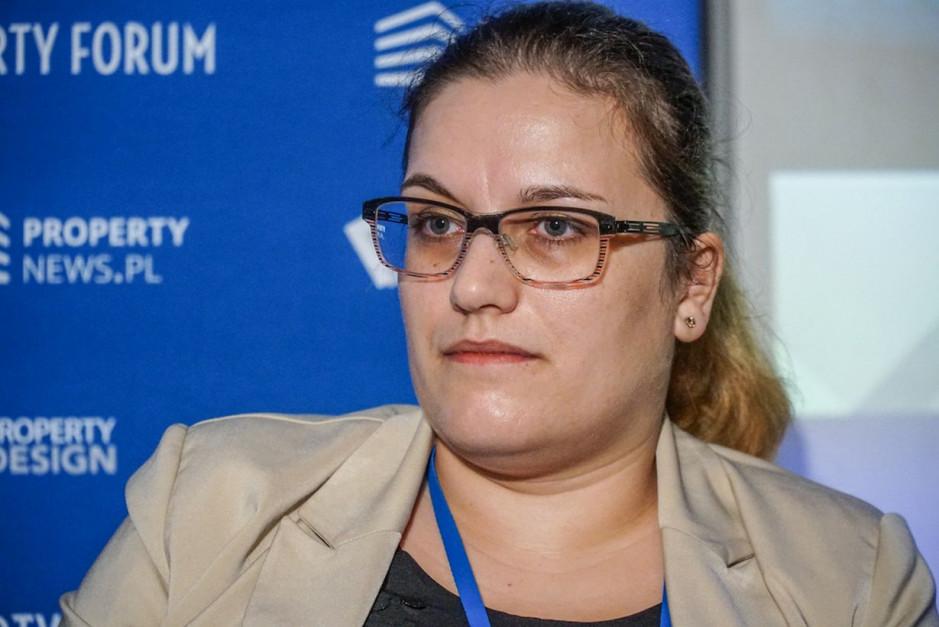 Katarzyna Wysocka, dyrektor Wydziału ds. Przedsiębiorczości i Innowacji Urzędu Miasta Krakowa. Fot. PTWP.