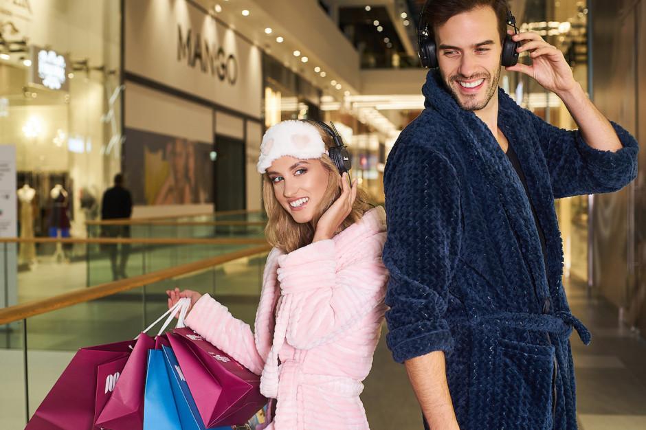 Noc zakupów w... piżamach. Nowa akcja Galerii Młociny