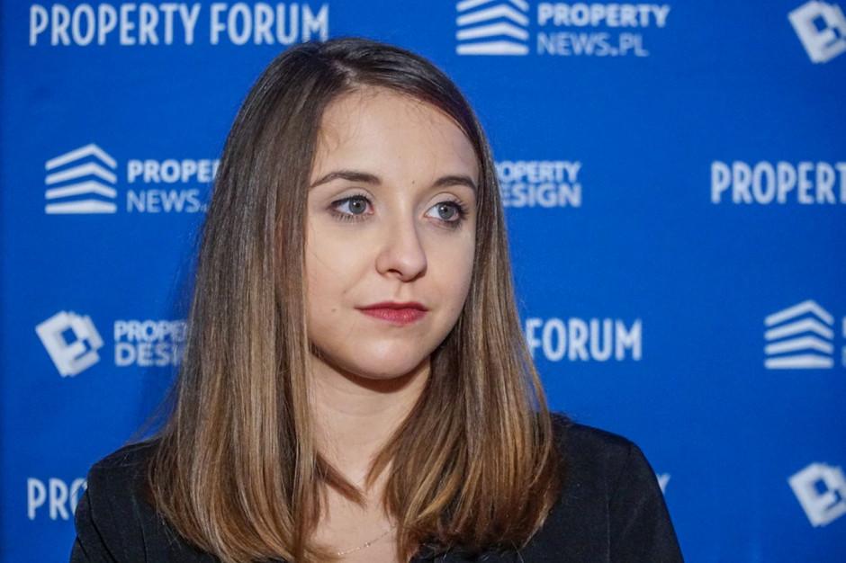 Natalia Świrska, założycielka startupu Ada. Fot. PTWP.