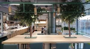 Nowy Olimp w warszawskim biurowcu