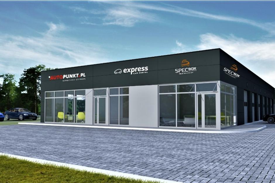 Dekpol wybuduje bazę logistyczną dla Express Car Rental