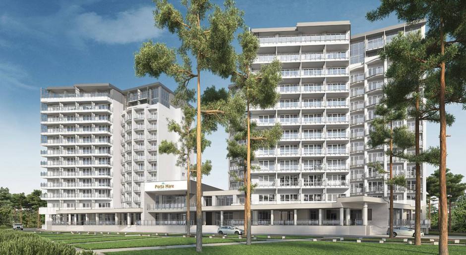 Porta Mare Wellness & SPA: dobiega końca budowa inwestycji