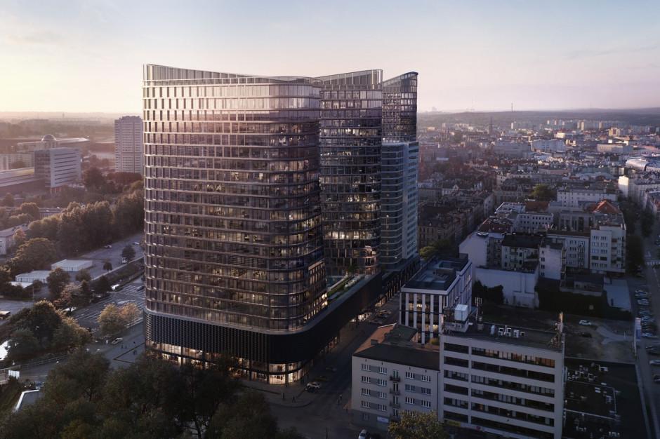 Katowice: Global Office Park z pozwoleniem na budowę