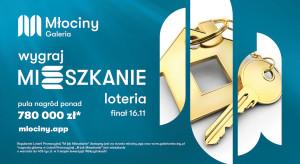 Jesienna loteria na Młocinach