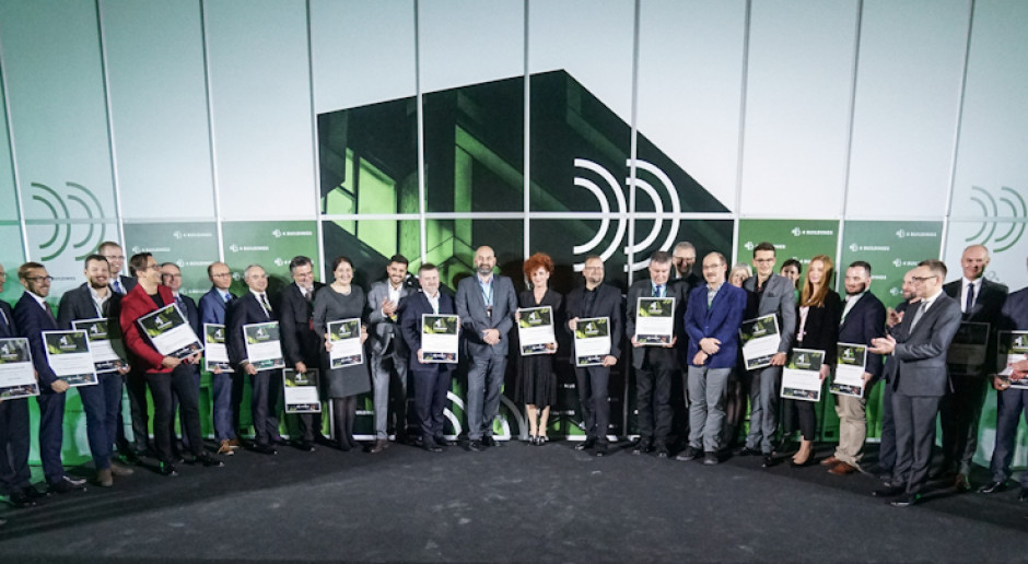 To oni wyznaczają trendy w zrównoważonym budownictwie. Poznajcie laureatów 4Buildings Awards 2019!