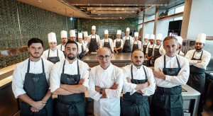 Zdobywca 5 gwiazdek Michelin w Olivia Star. Arco ma ambicję stać się jedną z najlepszych restauracji w Europie