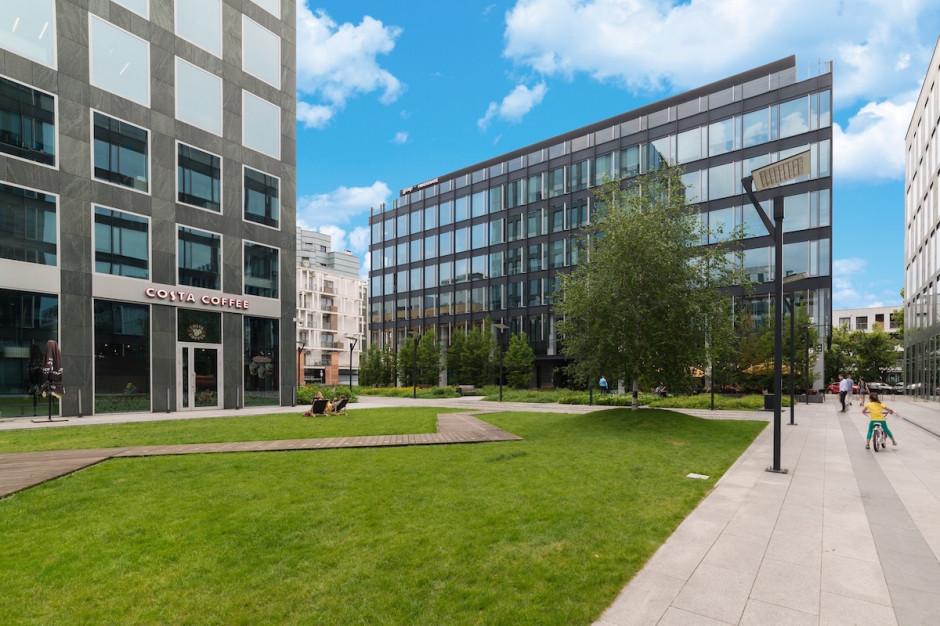 NAI Estate Fellows agentem najmu powierzchni w Harmony Office Center II