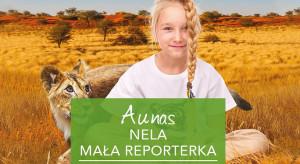 Spotkanie z Nelą Małą Reporterką w Zielonych Arkadach