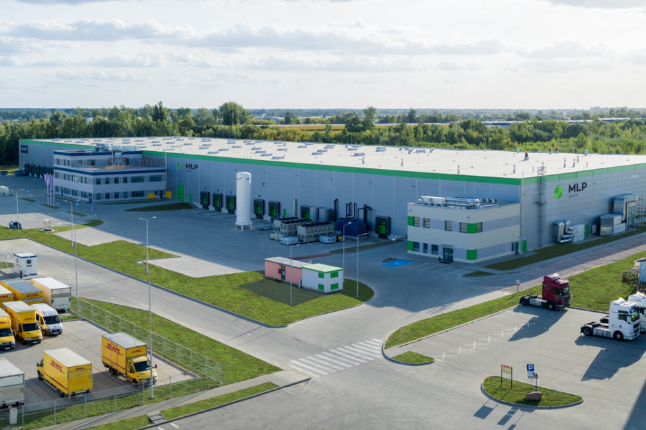 Światowy dystrybutor sprzętu IT dołączy do MLP Pruszków II