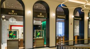 Rolex, Cartier, Chopard w Europejski Boutiques