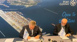 Port Gdynia i Górnośląsko-Zagłębiowska Metropolia łączą siły