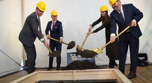Silesia for Business z kamieniem węgielnym
