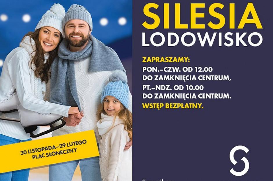 Rusza lodowisko w Silesia City Center