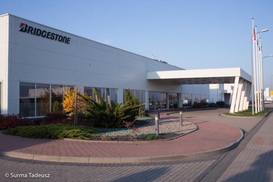 Bridgestone rośnie w Stargardzie