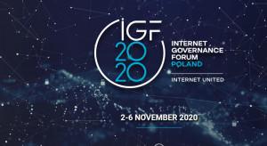 Światowe Forum Zarządzania Internetem IGF 2020 w katowickim MCK