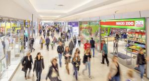 Krakowskie centrum handlowe zmienia nazwę i przechodzi modernizację