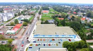 W Grodzisku Mazowieckim powstanie największy w mieście park handlowy