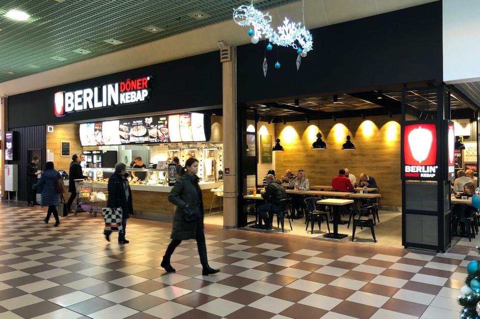 Teraz CH Auchan, wkrótce Złote Tarasy. Berlin Döner Kebap powiększa sieć w stolicy