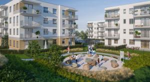 Zielony Południk w Gdańsku większy o kolejne mieszkania