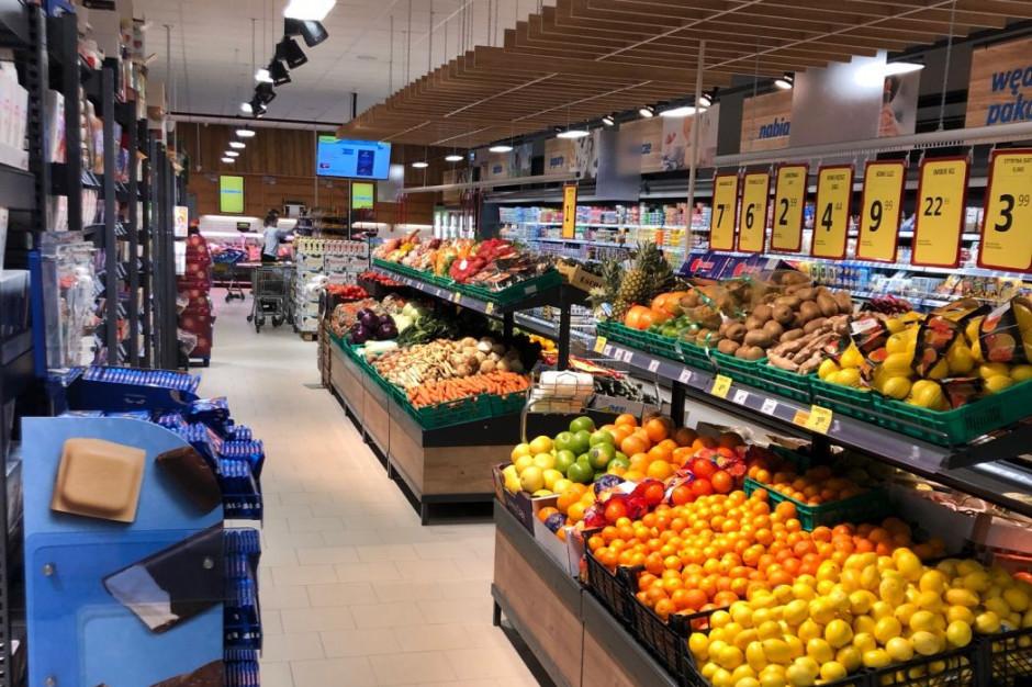 Coraz więcej supermarketów Lewiatan