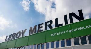 Leroy Merlin Polska kupuje trzy obiekty Tesco