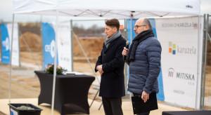 Ruszyła budowa Karuzeli w Ełku
