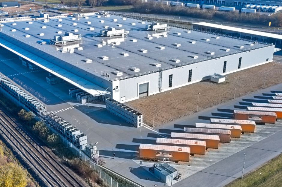 GIC powiększa platformę logistyczną P3 poprzez zakup portfolio Maximus