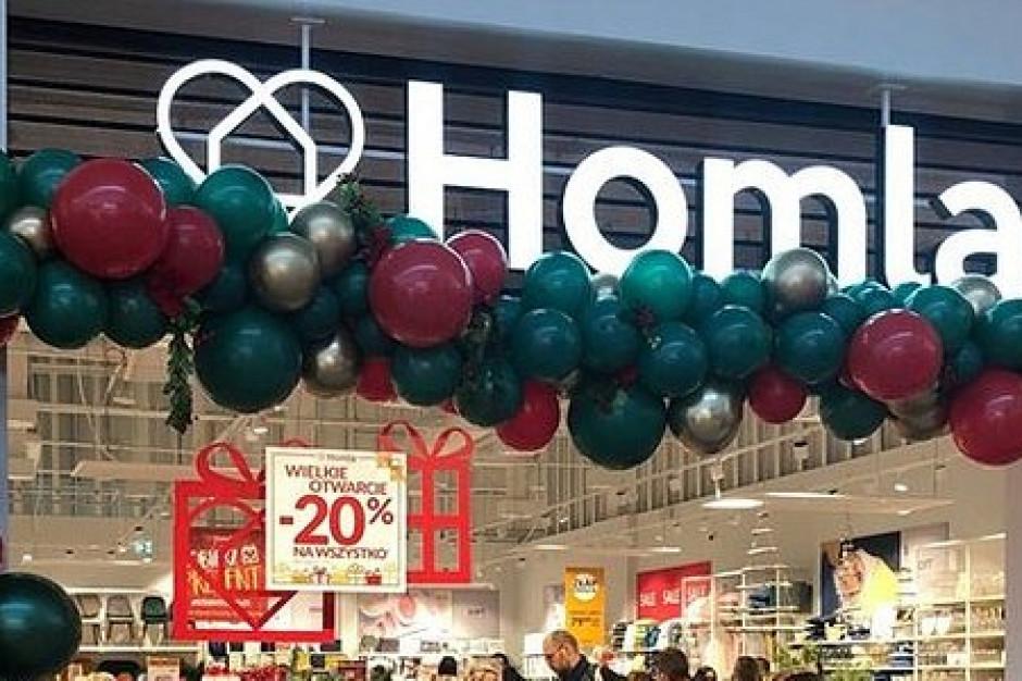 Homla wchodzi do Silesia City Center