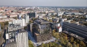 Echo nie zwalnia we Wrocławiu. Nowy biurowiec na starcie