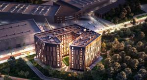 Customizowany hotel naprzeciwko EXPO XXI z pozwoleniem na budowę