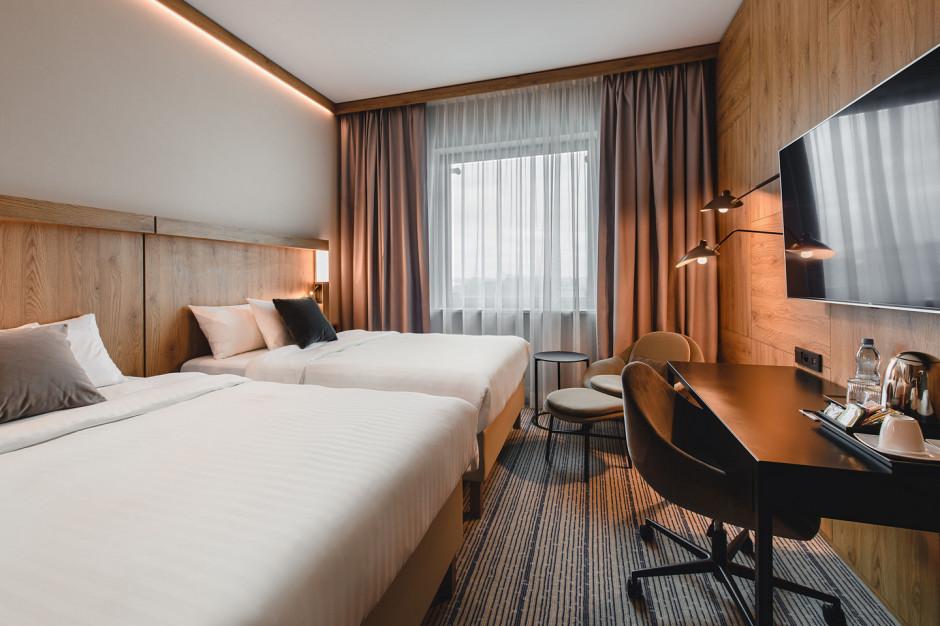 Zobacz nowe pokoje w hotelu Courtyard