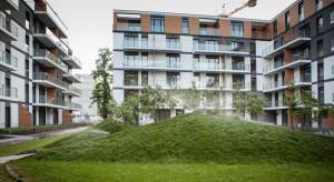 Catella kupuje w Krakowie mieszkania na wynajem i akademik