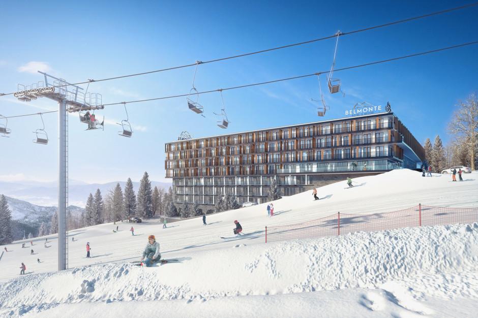 Effiage odpowiedzialne za budowę condohotelu w Krynicy-Zdrój