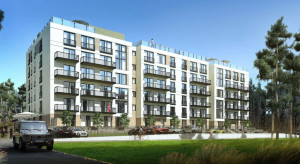 Nowy aparthotel powstaje w Międzywodziu