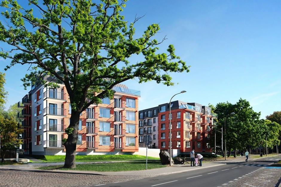 Nowy apartamentowiec w Świnoujściu kusi widokiem na port