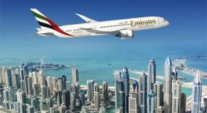 Linie Emirates podsumowują rok 2019