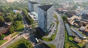 Rusza budowa nowego biurowca w Katowicach