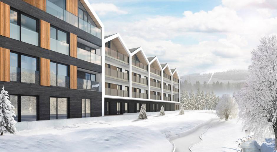 Aparthotel Sunset Aparts: perła architektury w centrum Szklarskiej Poręby