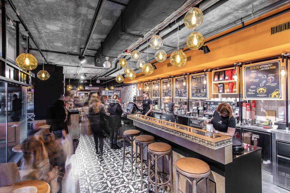 Nowy koncept Columbus Coffee w Starym Browarze zapowiedzią ewolucji sieci