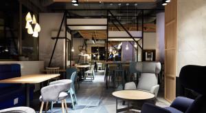 Zobacz nowe wnętrza hotelu B&B Hotel Warszawa-Okęcie