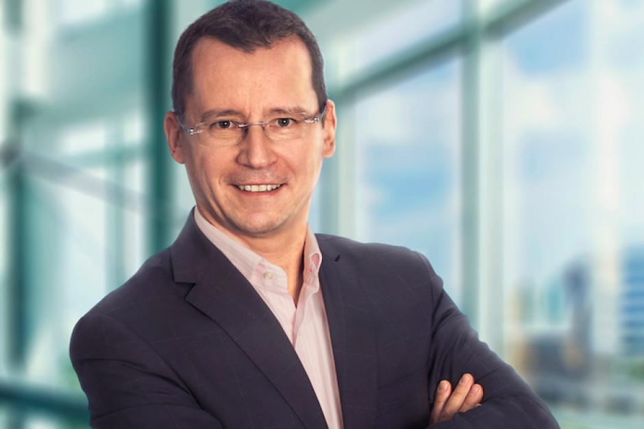 Krzysztof Legutko  ekspertem w Departamencie Finansowania Strukturyzowanego Banku Millennium