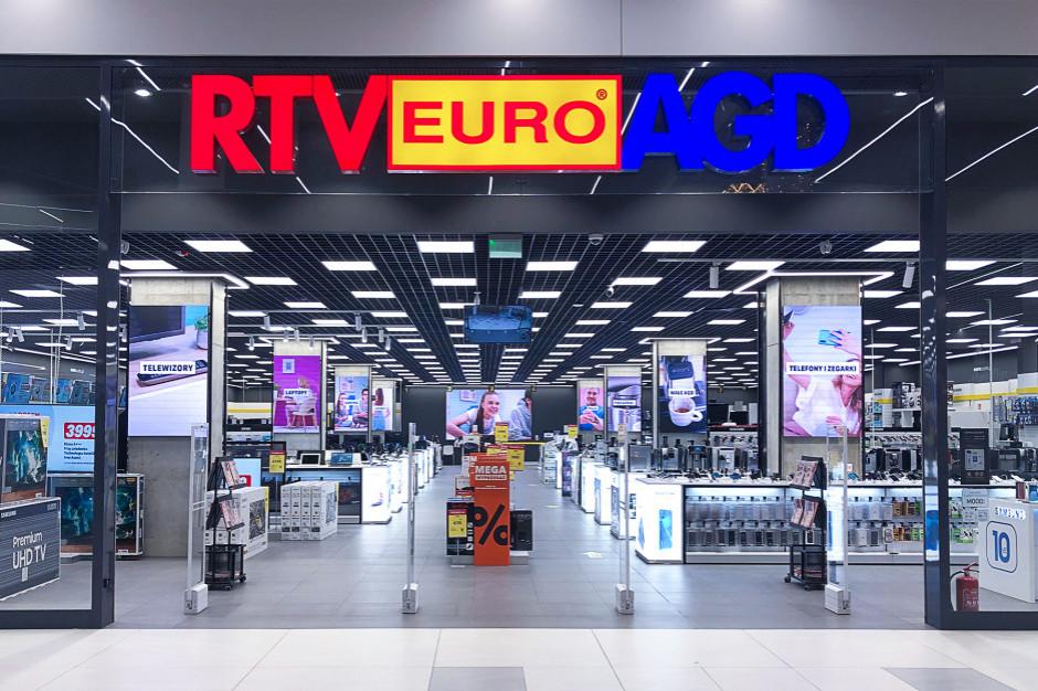 RTV Euro AGD powiększa sieć